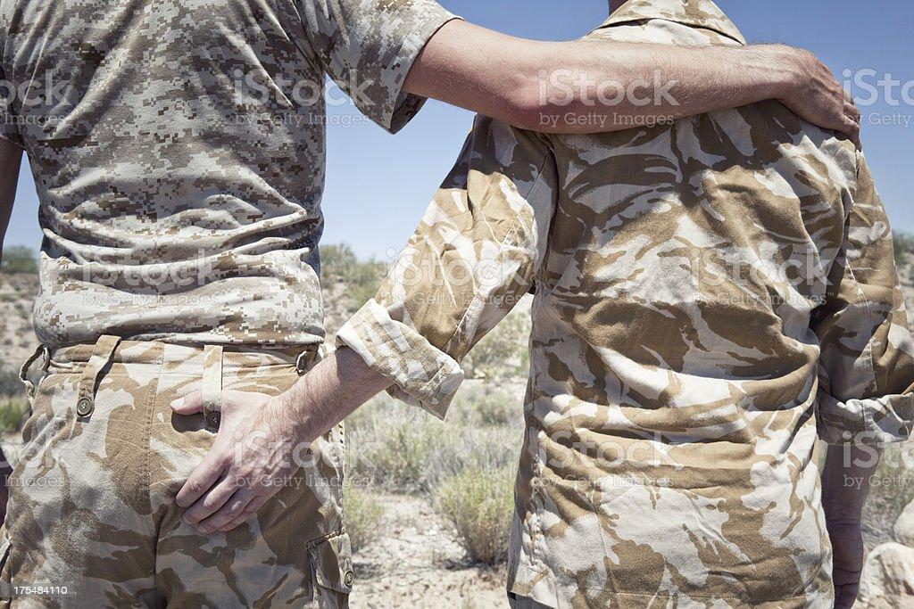 Free gay army