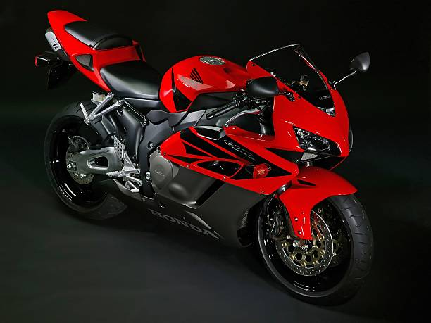 honda 2004 cbr 1000rr motorcycle - motorbike racing stock photos and pictures