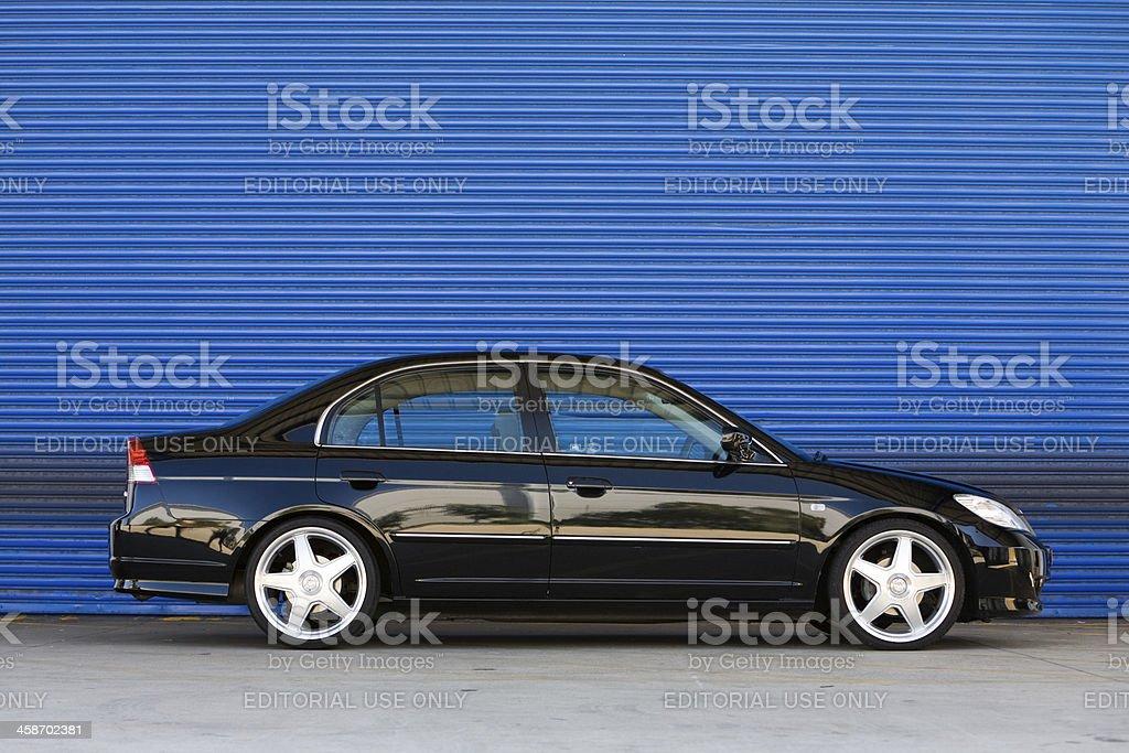 Honda Civic stock photo
