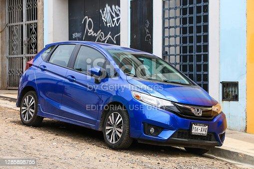 istock Honda Jazz 1285898755