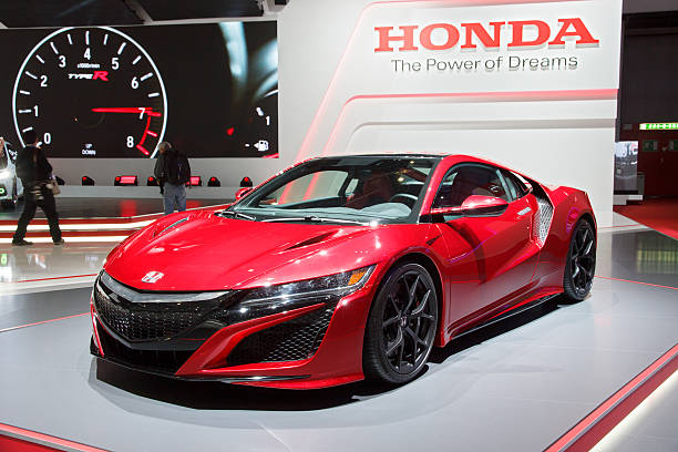 2016 Honda NSX stock photo