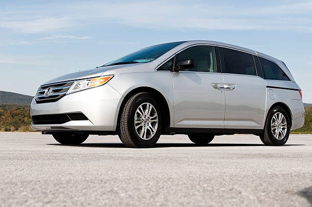 Honda Odyssey Minivan stock photo
