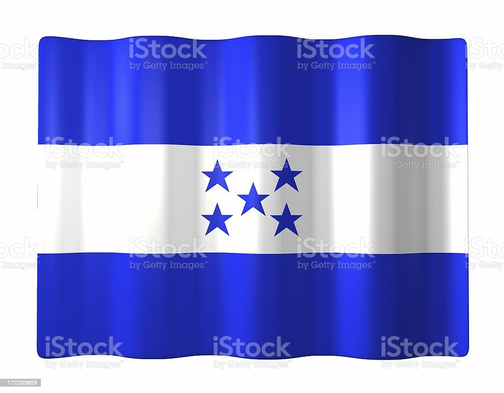 Honduras royalty-free stock photo