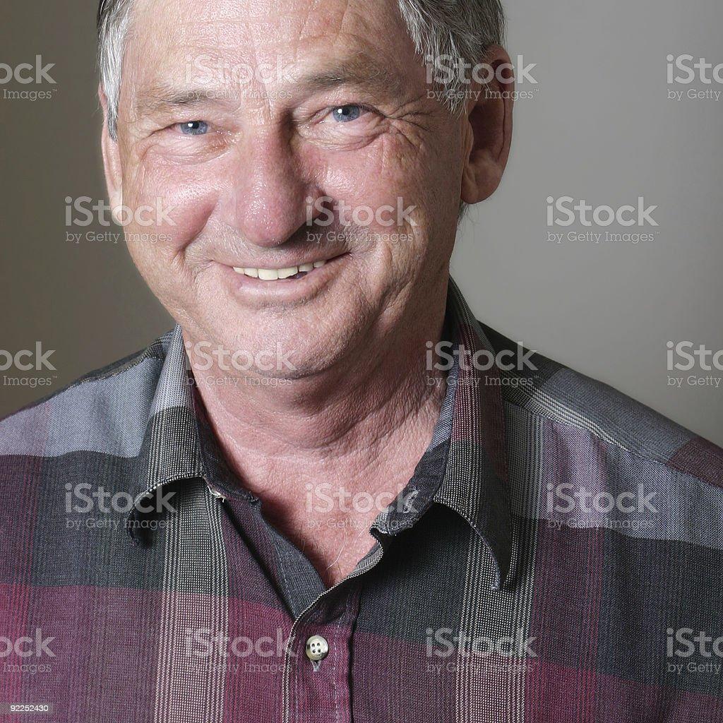 Honest Man royalty-free stock photo