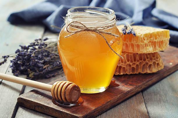 miel en pot - miel photos et images de collection