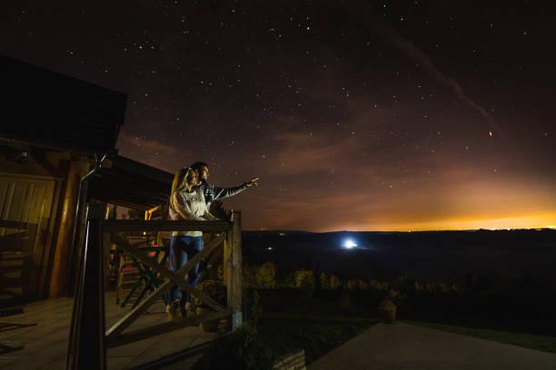 Honey, Blick in die Sterne! – Foto