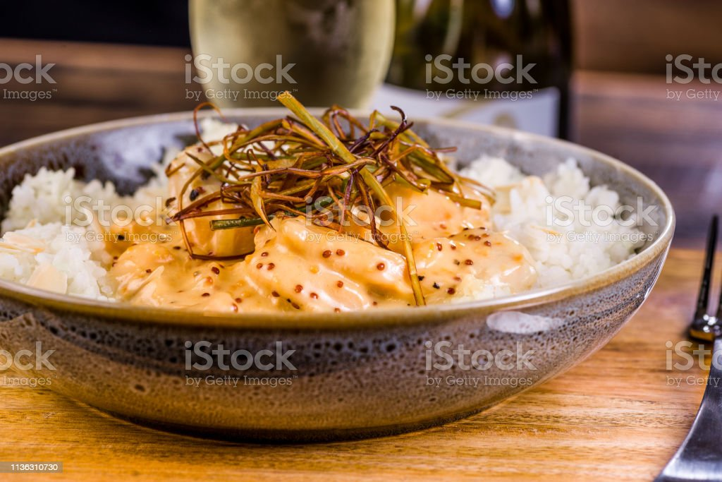 Honey Mustard Chicken Stock Photo Download Image Now Istock