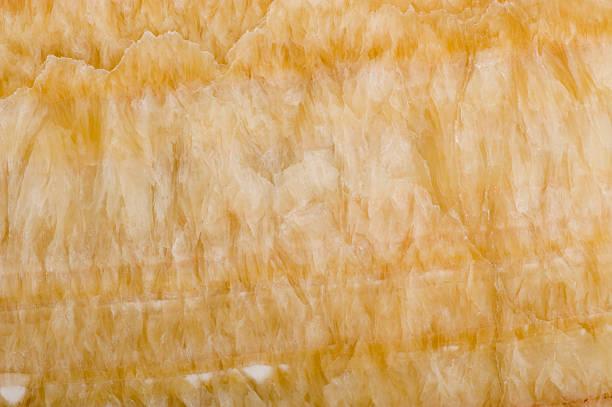 Onyx couleur miel fond de pierre naturelle - Photo