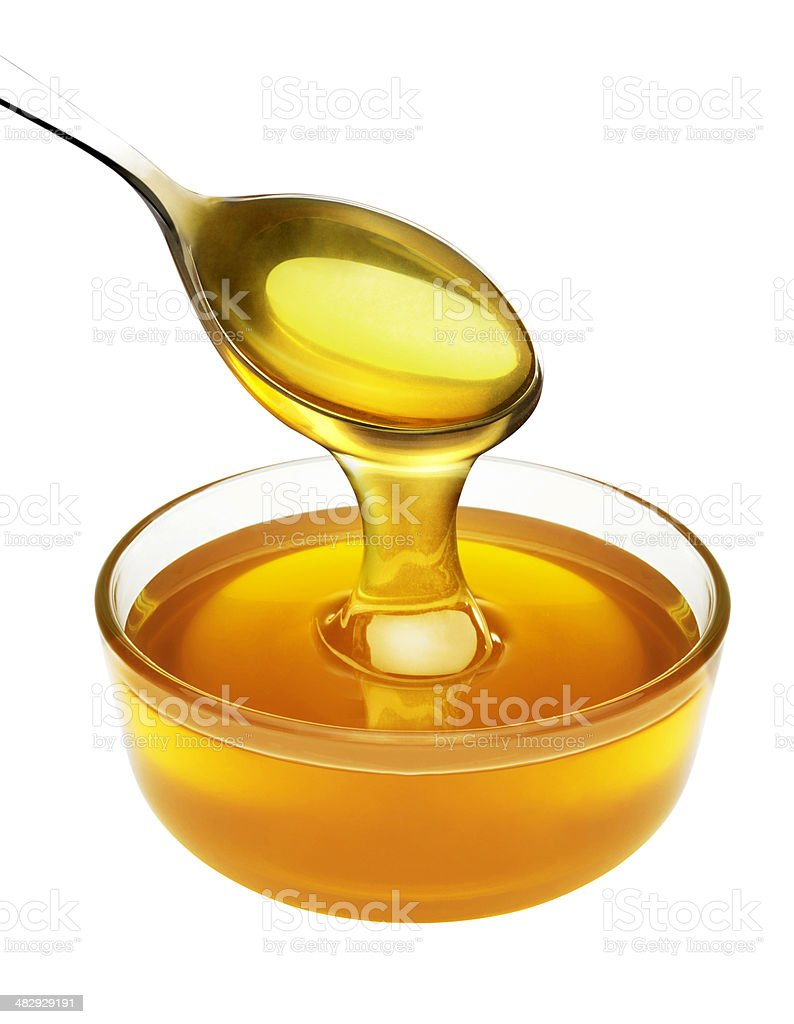 Honey Pouring (Click for more) royalty-free stock photo