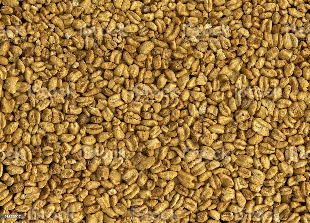 Honey wheat background. High resolution. royalty-free stock photo