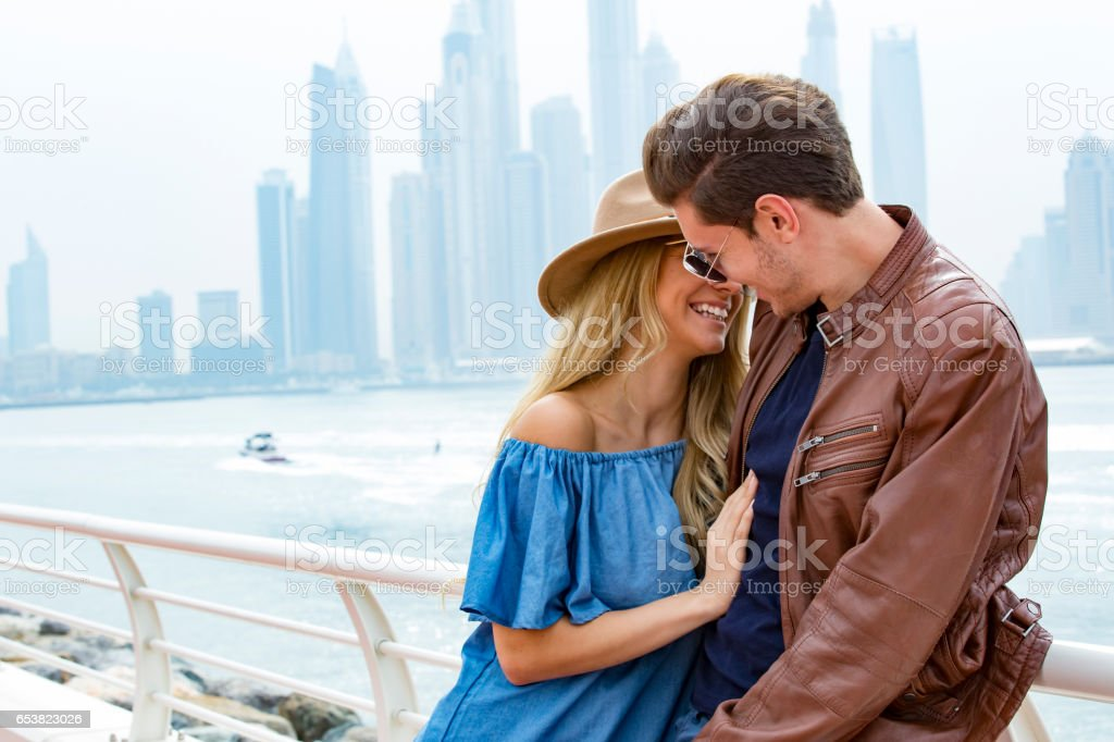 Honey, you are full of surprises. stock photo