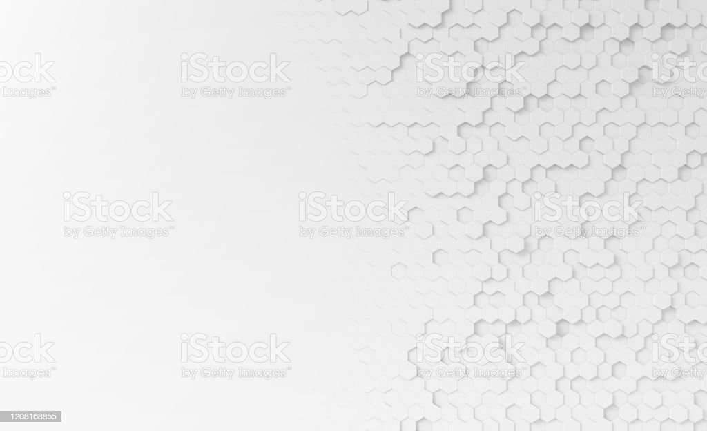 Honeycomb Background Design Pattern Futuristic hexagonal background design for technology/ medical presentations ect. Unintrusive and smooth. Can be overlaid over existing pictures. Abstract Stock Photo