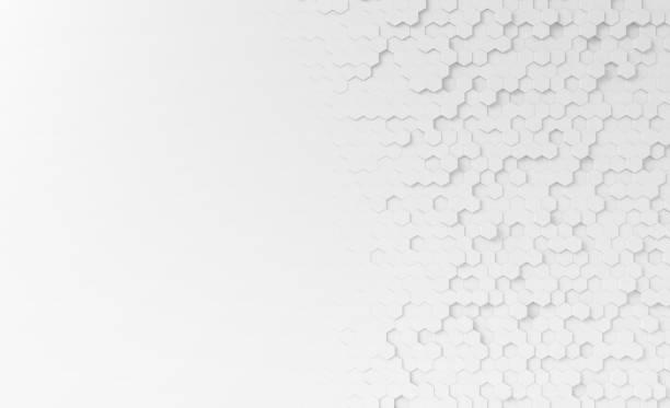 Honeycomb Background Design Pattern stock photo