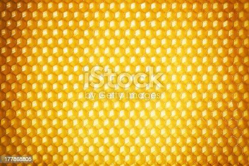 istock Honeycomb background 177868805