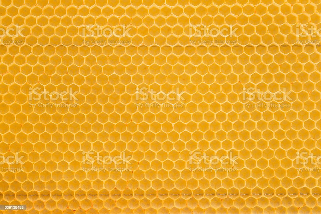 Honeycomb background picture stock photo