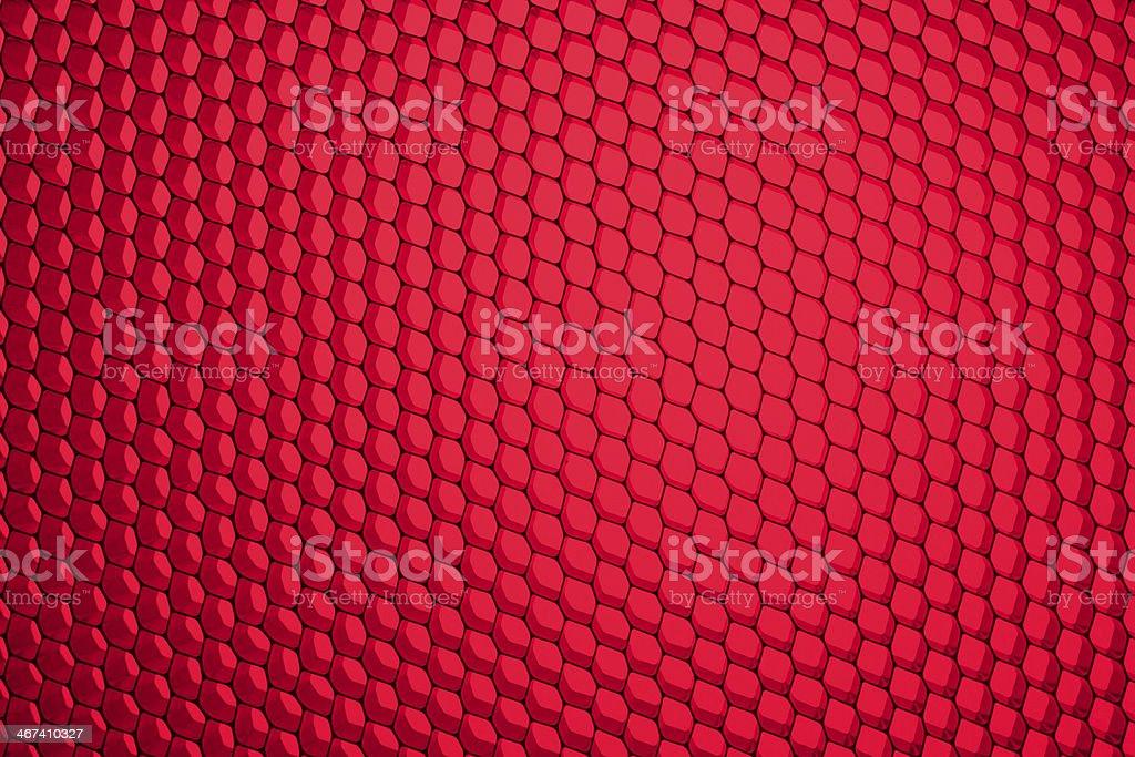 Honeycomb grid stock photo
