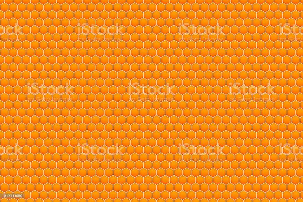 honeycomb pattern for background texture - Photo
