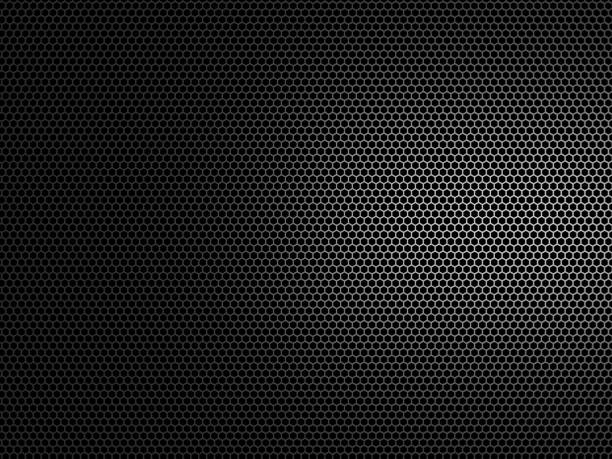 honeycomb - grid pattern stock photos and pictures