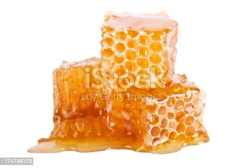 Honeycomb slice