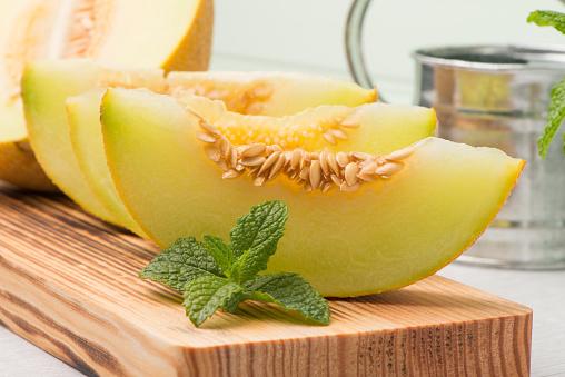 Honeydew Melon Stock Photo - Download Image Now