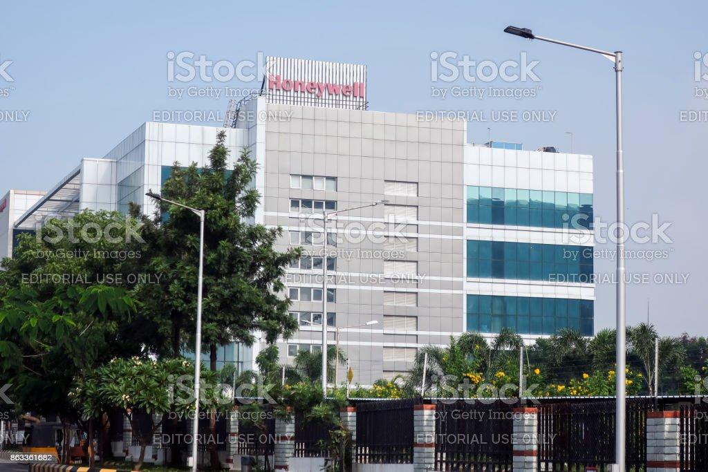 Honeywell Office Hyderabad India Stock Photo - Download