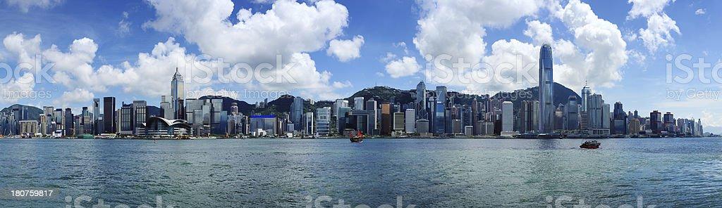 Hong Kong 2013 royalty-free stock photo