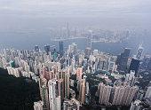 istock Hong Kong aerial view 905603702