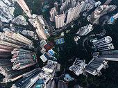 istock Hong Kong aerial view 905603752