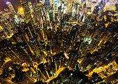 istock Hong Kong aerial view 907945492