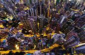 istock Hong Kong aerial view 907945526