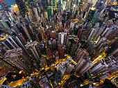 istock Hong Kong aerial view 907945532