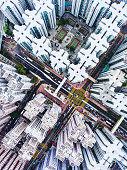 istock Hong Kong aerial view 907979778