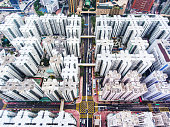 istock Hong Kong aerial view 907988582