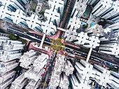 istock Hong Kong aerial view 909158958