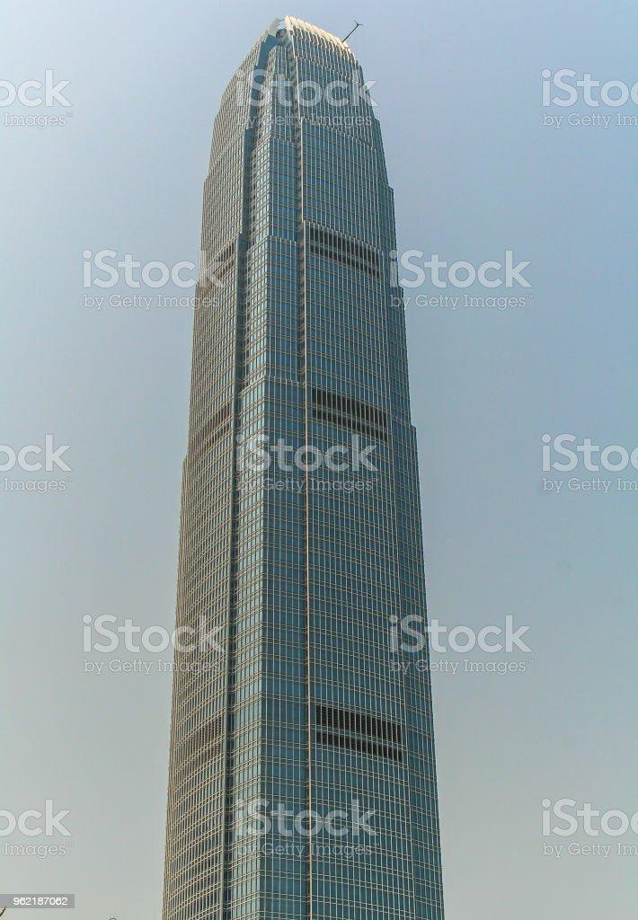 Hong Kong - Central stock photo