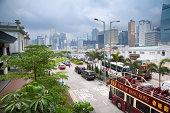 istock Hong Kong city life 458233903