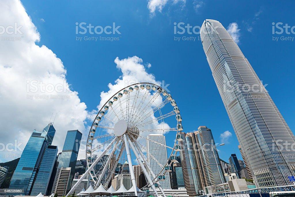 Hong Kong City  – Foto