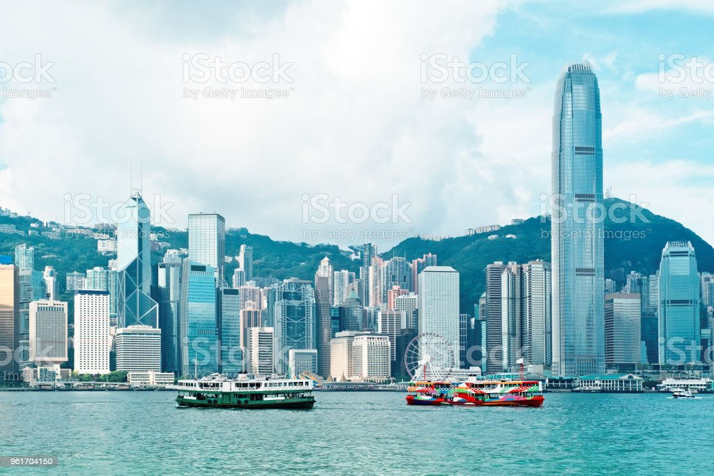 Hong Kong City  – Foto