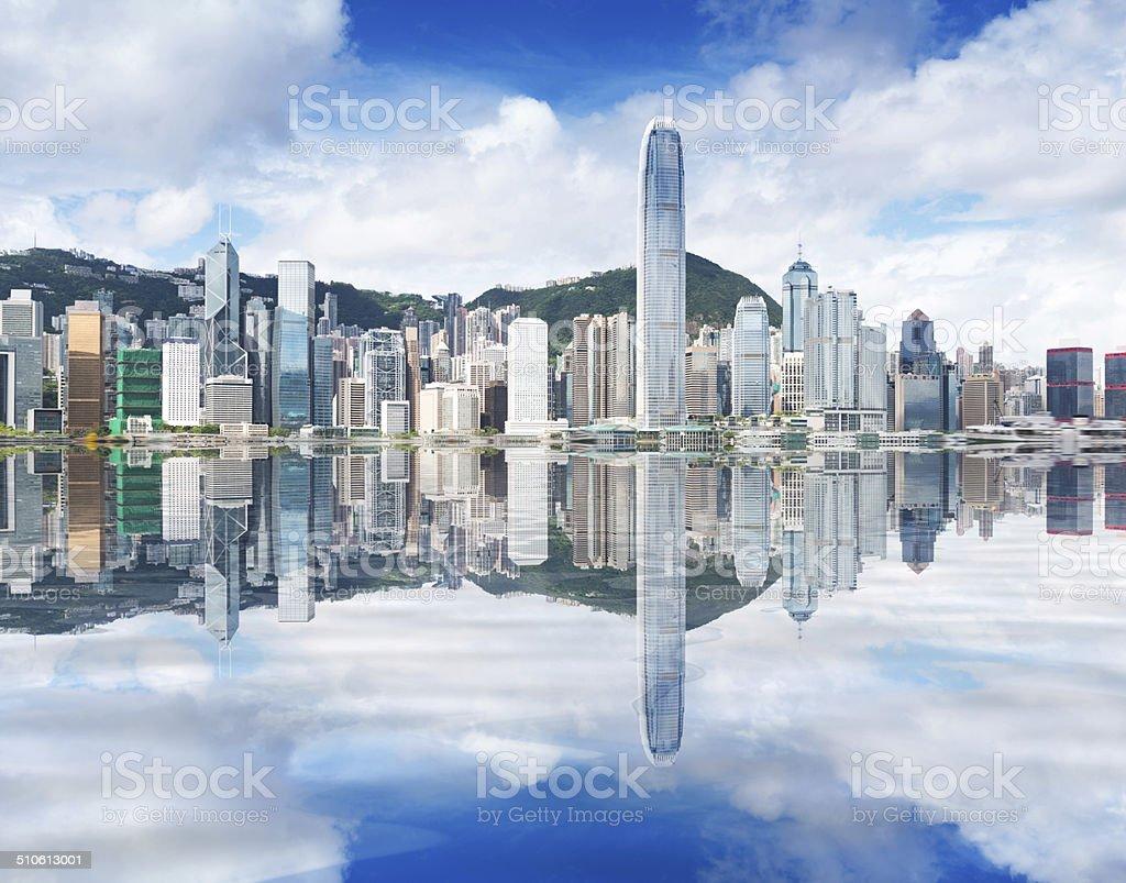 Hafen von Hong Kong – Foto