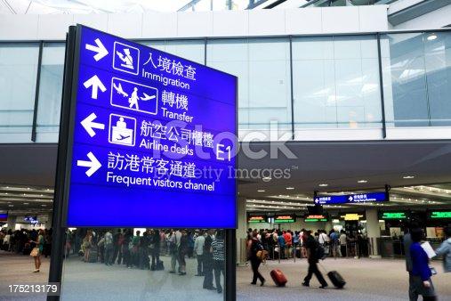 istock Hong Kong International Airport 175213179