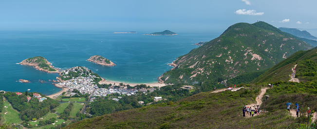 Hong Kong Landscape Stock Photo - Download Image Now
