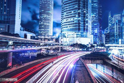 istock Hong Kong night city 1146269725