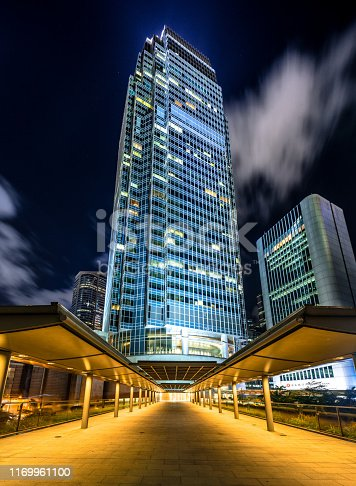 istock Hong Kong night city 1169961100