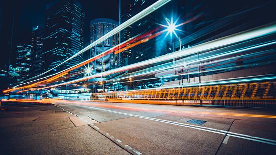 Hong Kong, Asia, China - East Asia, Central - Hong Kong, City