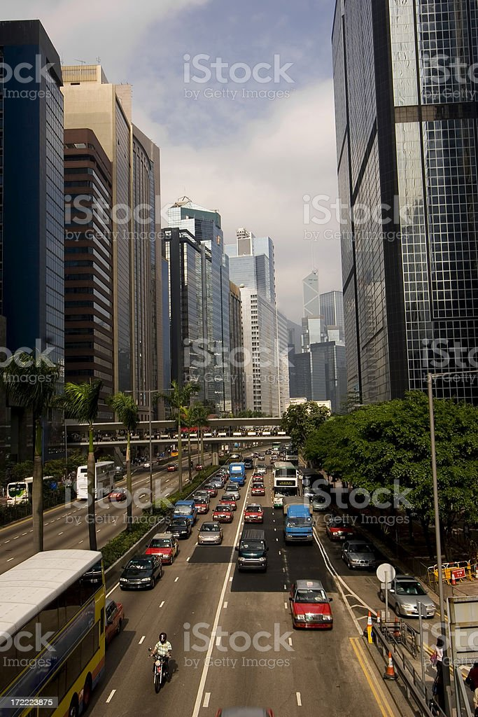 Hong Kong royalty-free stock photo