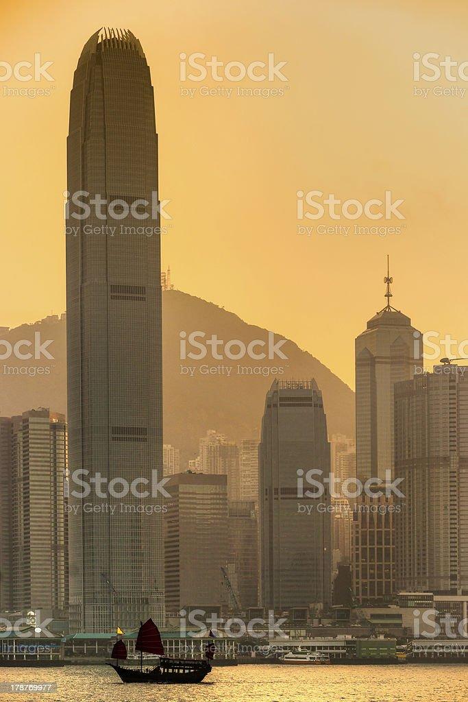 Hong kong. royalty-free stock photo