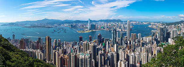 Ville de Hong Kong - Photo