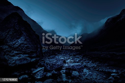 istock Honister pass in Lake District, Cumbria,UK 1270760632