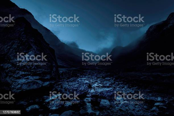Photo of Honister pass in Lake District, Cumbria,UK