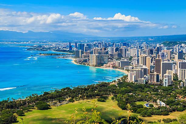 Honolulu, Hawaii – Foto